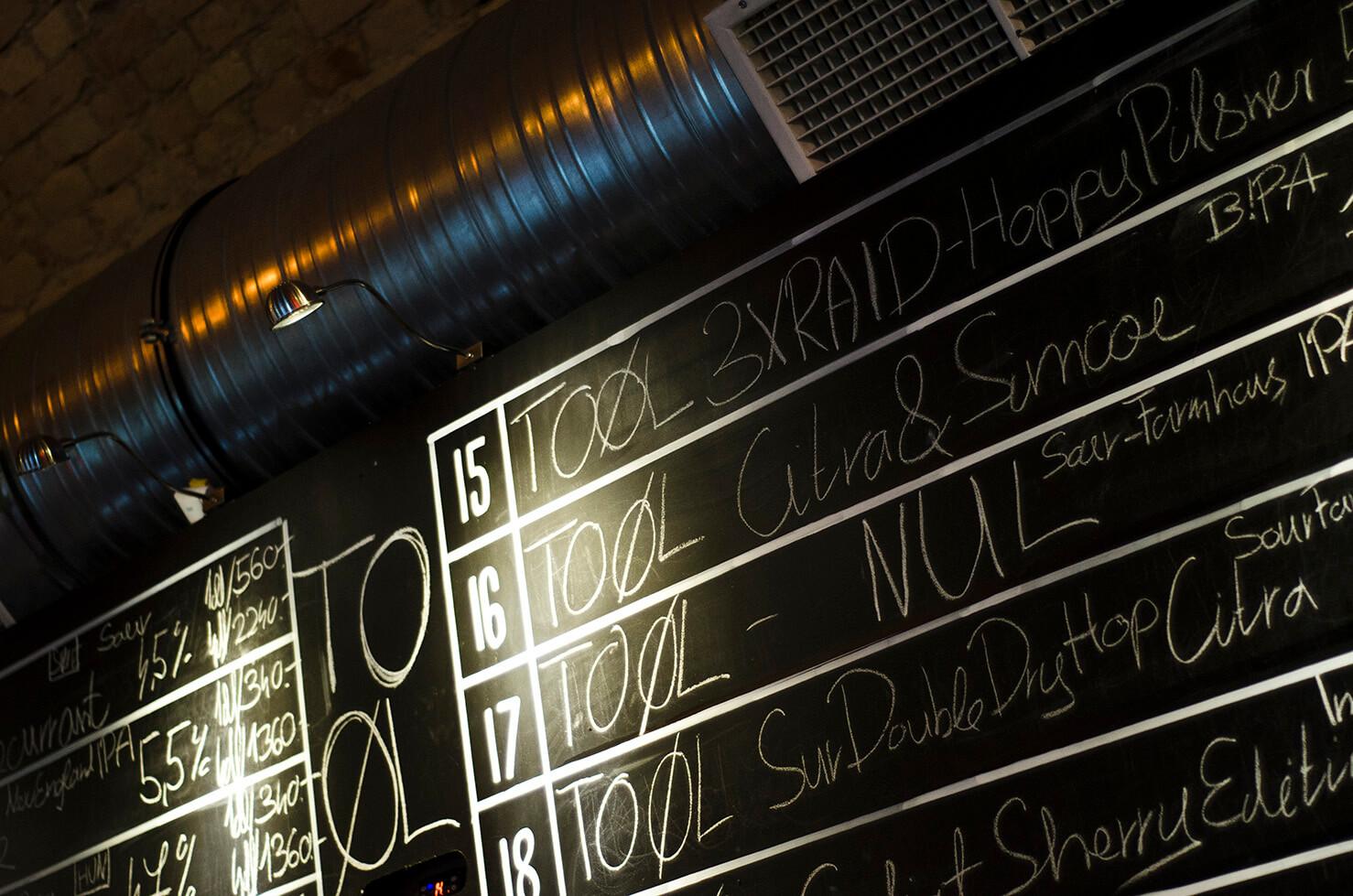 A belvárosi bárunkban járt a To Øl (DK)!